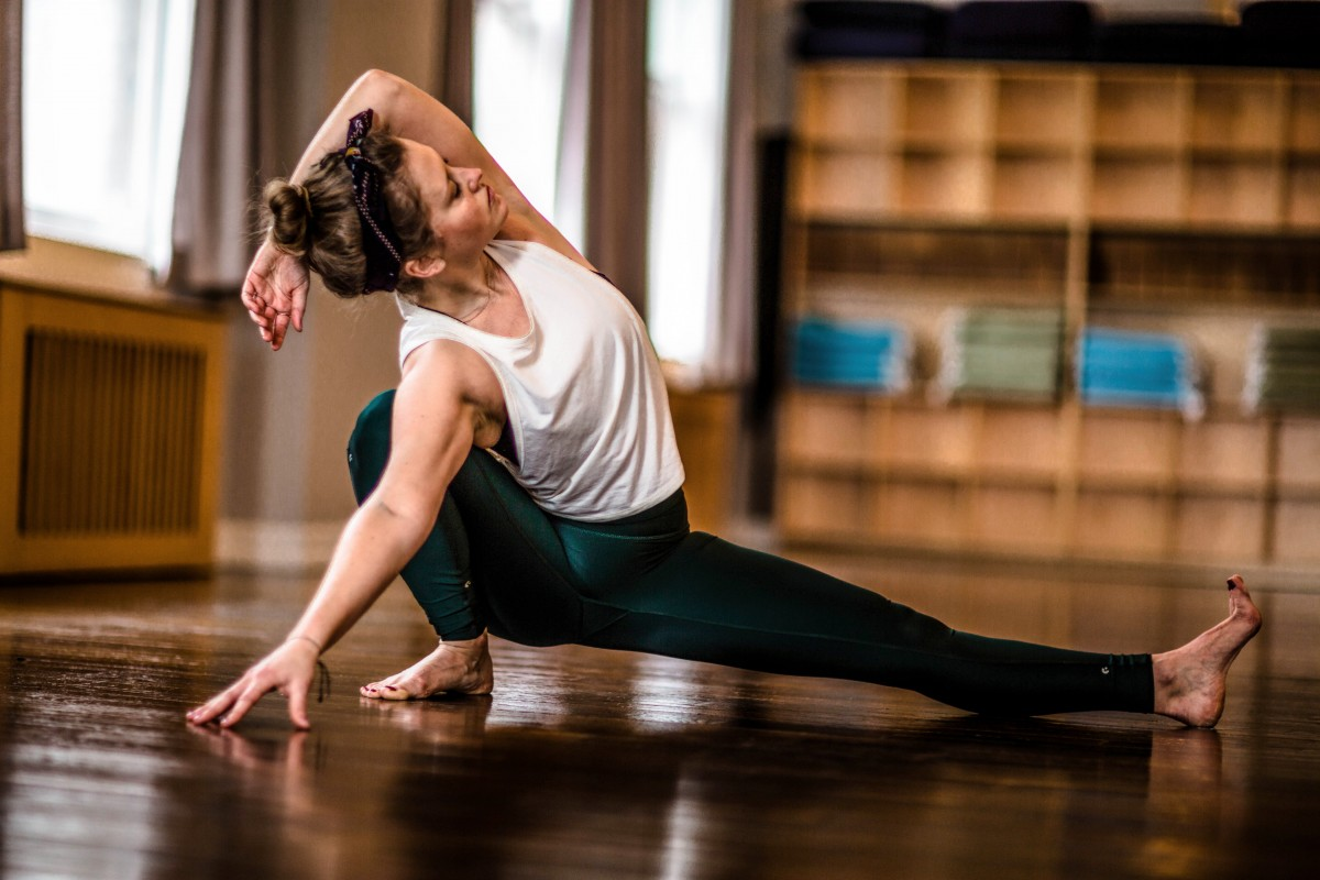 what's right right now? - sasha yoga + wellness
